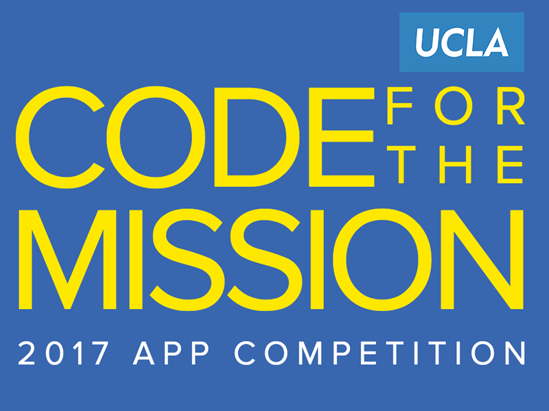 4th Annual UCLA Code for the Mission App Competition
