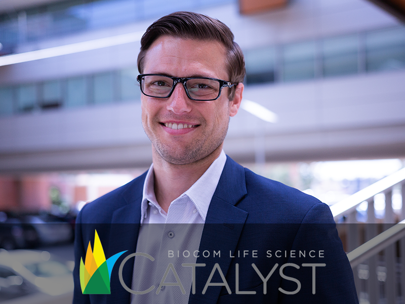 Sept 13, 2018   Biocom Names Winners of Third Annual Life Science Catalyst Awards